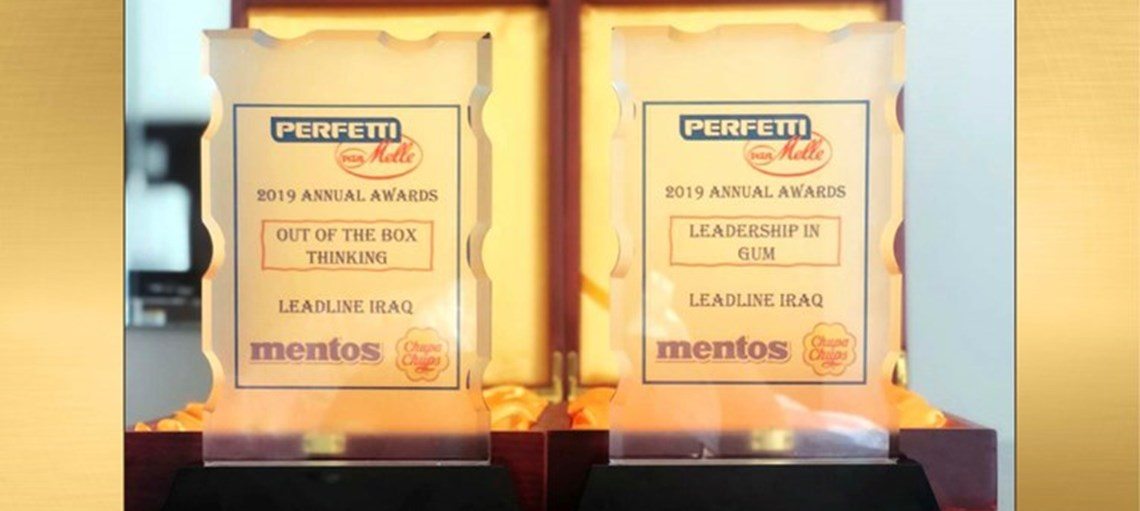 MARED AL IRAQIYA CLINCHES TWO PERFETTI VAN MELLE AWARDS IN ONE NIGHT